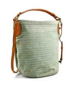 Дамска чанта 002-695-50 цвят зелен