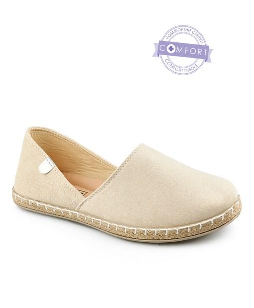 Дамски обувки 085-96 цвят бежов