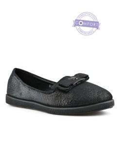 Дамски обувки 085-60 цвят черен