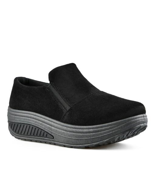 Дамски обувки 085-40 цвят черен