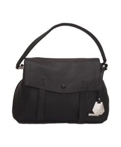 Дамска чанта 002-694-62 цвят черен
