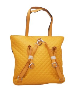 Дамска чанта 002-692-86 цвят горчица