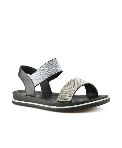 Дамски сандали 21-99-7 цвят черен