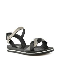 Дамски сандали 21-99-5 цвят черен