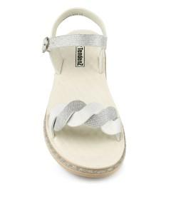 Дамски сандали 21-99-6 цвят бял