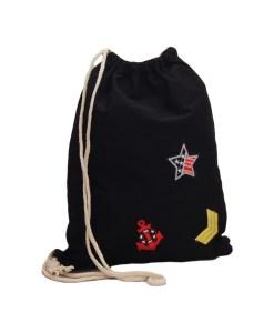 Дамска чанта 002-691-60 цвят черен
