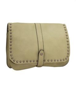 Дамска чанта 002-690-6 цвят зелен