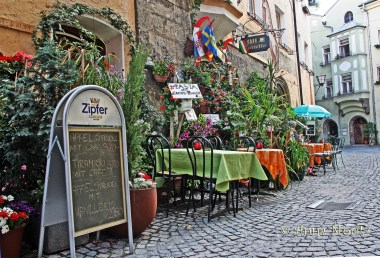 Cafe Corretto - a piece of Italy at Schlossergasse 4