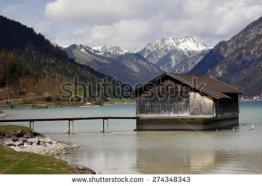Pertisau am Achensee , Tirol , Austria, once