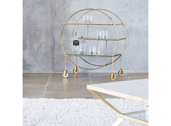 Oliver Bonas Drinks Trolley