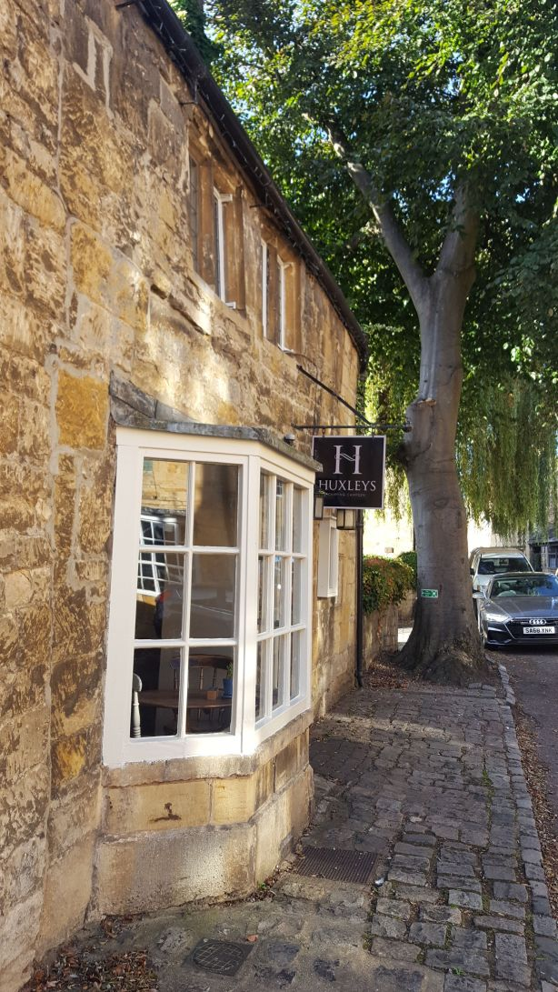 A weekend in the Cotswolds