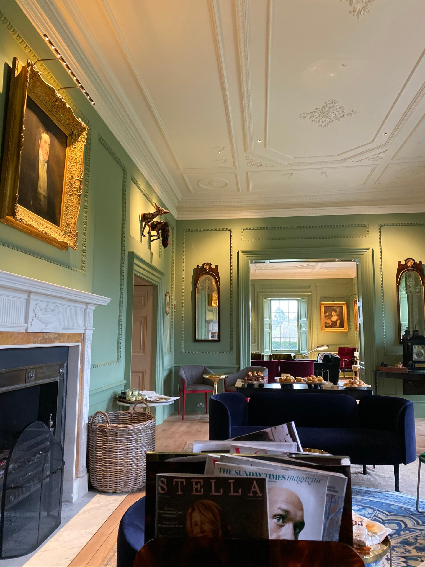 The Drawing Room at The Newt