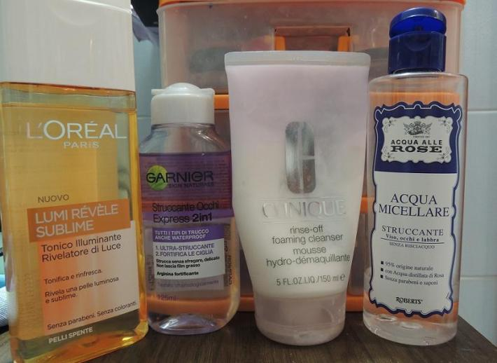 beauty routine 4