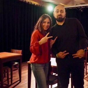 Anna und Ali Mahlodji