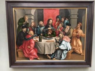 Hans Schaufelein, The Last Supper (1511)