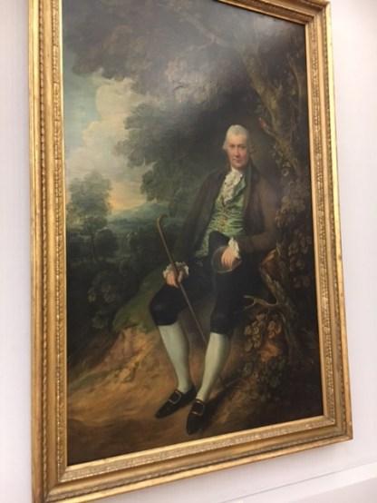 Mad Iron (Thomas Gainsborough, Mad Iron (John) Wilkinson (1775)