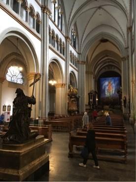 Bonn Catholic Cathedral