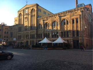 Kulturbrauerei - Palais