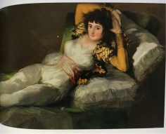 Francisco de Goya, The Clothed Maja, 1800-08.