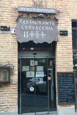 Restaurant Cerveceria