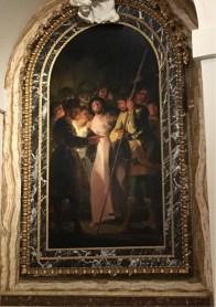 Goya, The Arrest of Christ