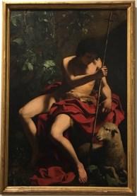 Michelangelo Merisi da Caravaggio, 1594-5