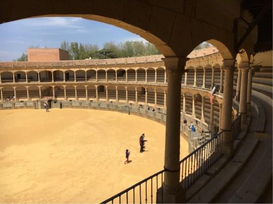 Plaza del Tores, Ronda