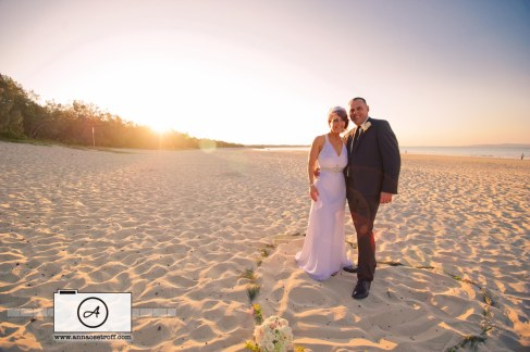 Noosa Main Beach Wedding Anna Osetroff Wedding Photographer