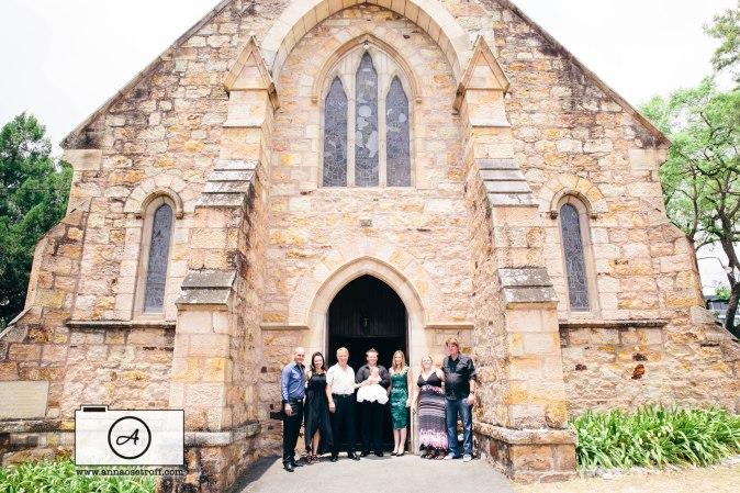 Lily Brisbane Baptism Anna Osetroff Photographer