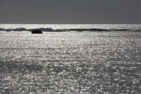 Blinding sea // Mer aveuglante
