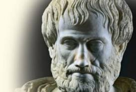 Aristotle said participate