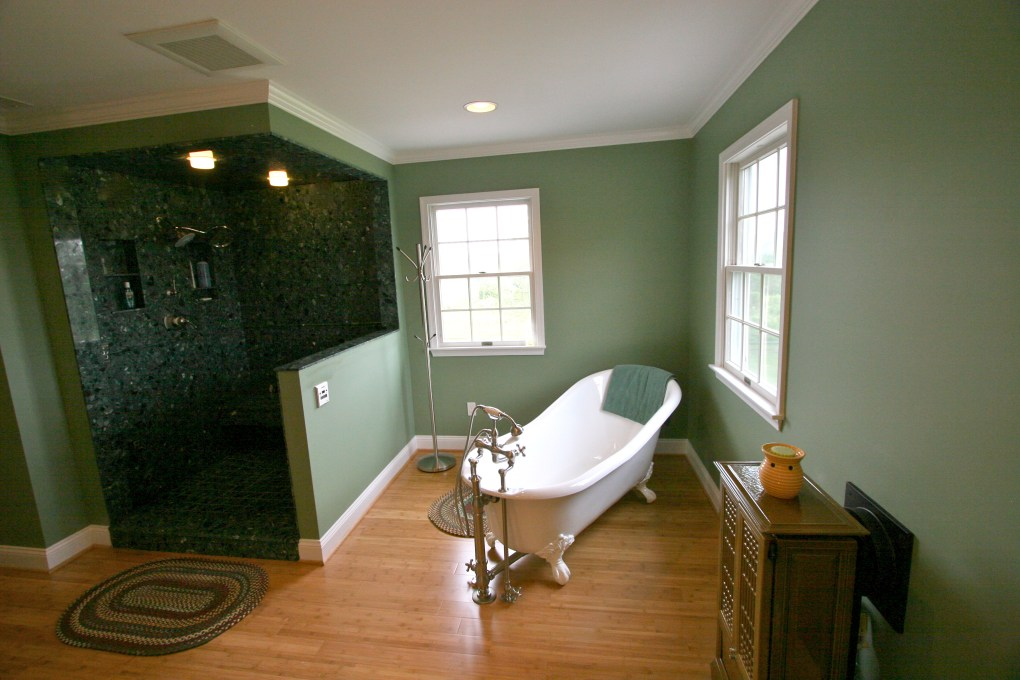 Bathroom Remodel in Stevensville, MD | Annapolis Kitchen ...