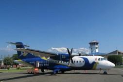 local flight in nepal
