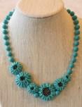 """""""YoYo Necklace"""" by Carol Fleischer carolfleischer.com"""