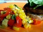 Fresh Corn, Tomato, and Avocado Salad 2