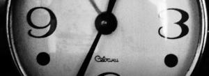 Slice of clock