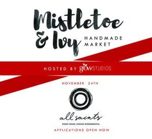 Mistletoe & Ivy Handmade Market