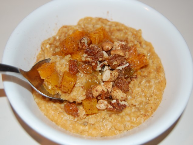 Autumn Oatmeal