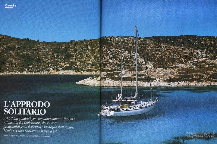 0088-BELL'EUROPA - ARKI ISLAND - GREECE
