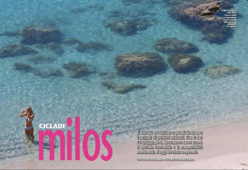 0098-BELL'EUROPA - MILOS ISLAND - GREECE 2