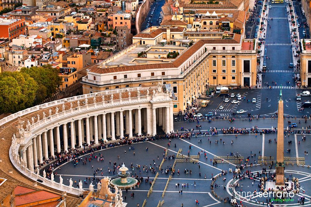 Italy, Latium, Rome, San Pietro in Vaticano, Cupolone
