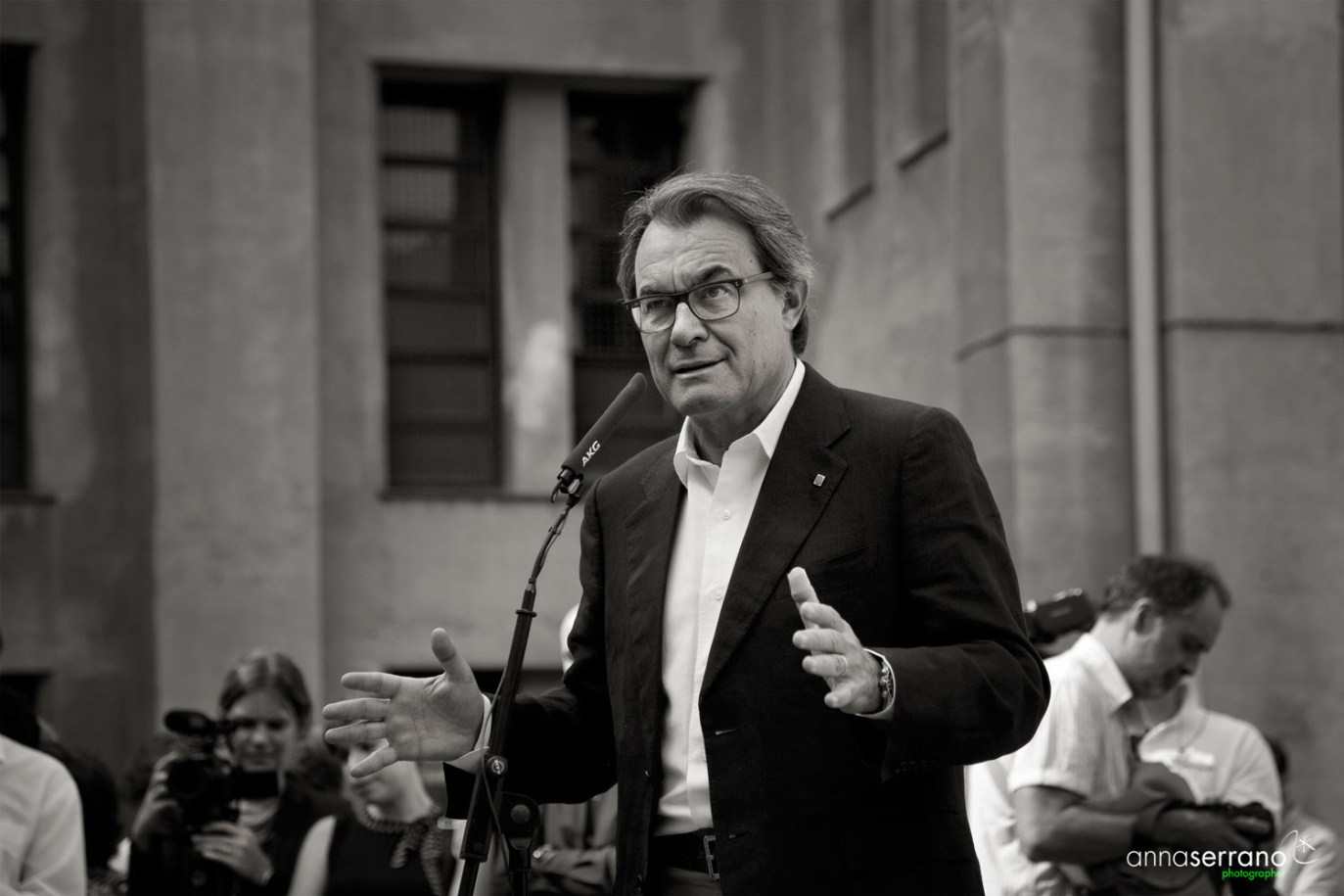 Artur Mas, ex President of the Catalan Government