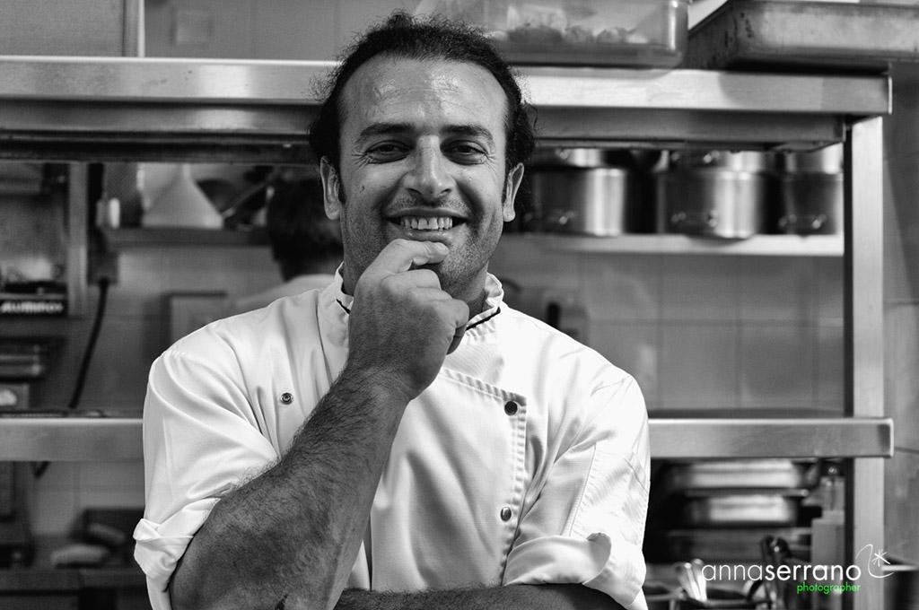 Chef Vanghelis Magganiotis, Sifnos island, Greece