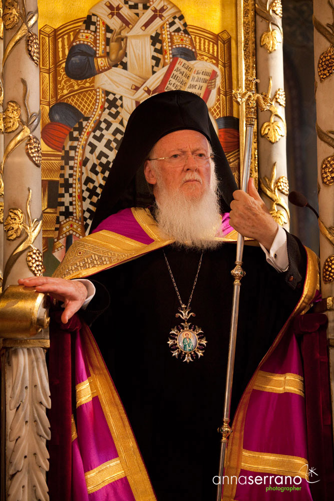 Patriarch Bartholomew I of Constantinople, Istanbul