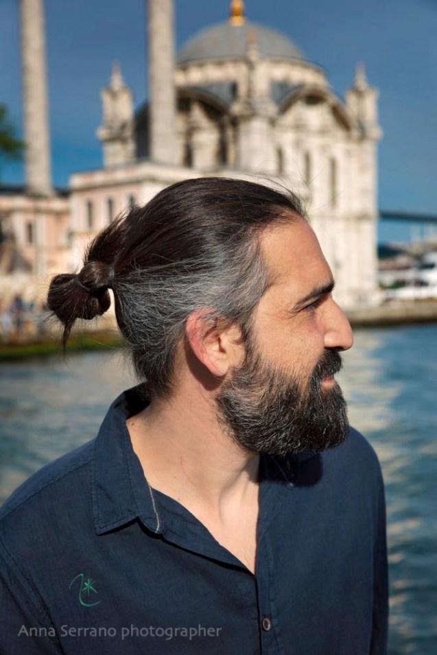 Murat Yazar, artist, Istanbul