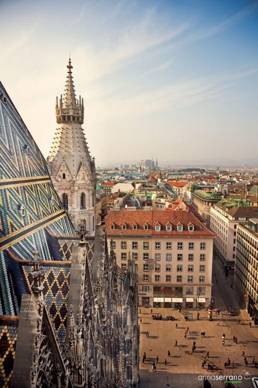Austria. Vienna, St. Stephens' Dome