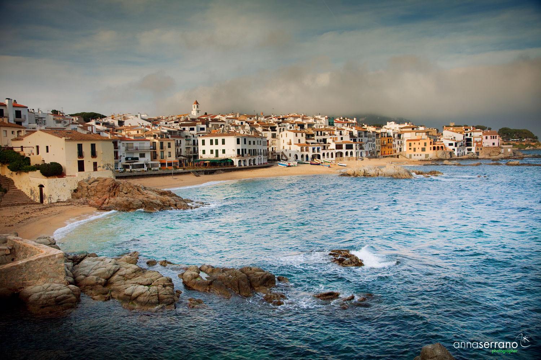 Catalonia, Girona, Costa Brava, Calella de Palafrugell