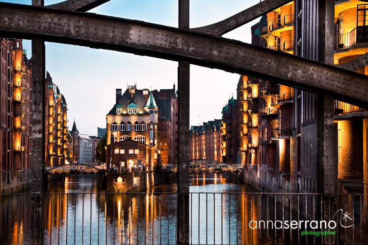 Germany, Hamburg, Hafen City, Speicherstadt, old warehouse district