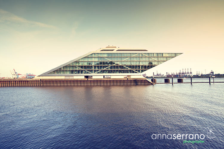 Germany; Hamburg, Dockland