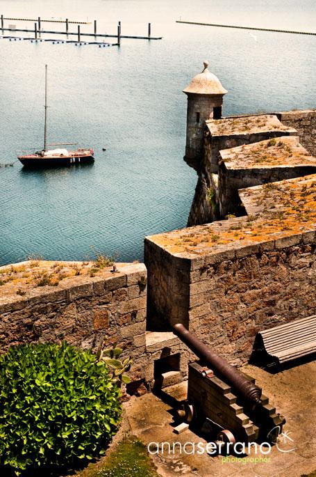 Castelo de San Antón - A Coruña - Galicia - Spain